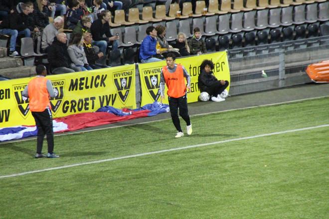 Văn Hậu ra sân trận gặp Heracles Almelo trước ngày về nước