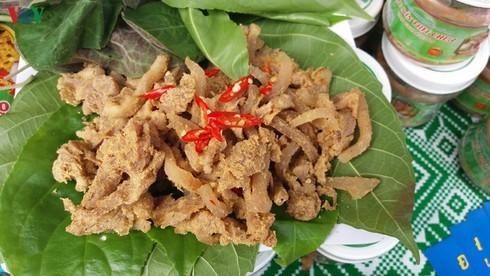 Sour pork,Muong ethnic minority,Phu Tho province,Lunar New Year feast,Vietnam culture,Vietnam tradition,vn news