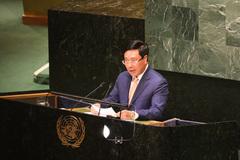 Phó Thủ tướng: Cần lên tiếng trước hành động áp đặt, vi phạm luật pháp quốc tế