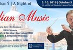 Italian music night to come to HCM City