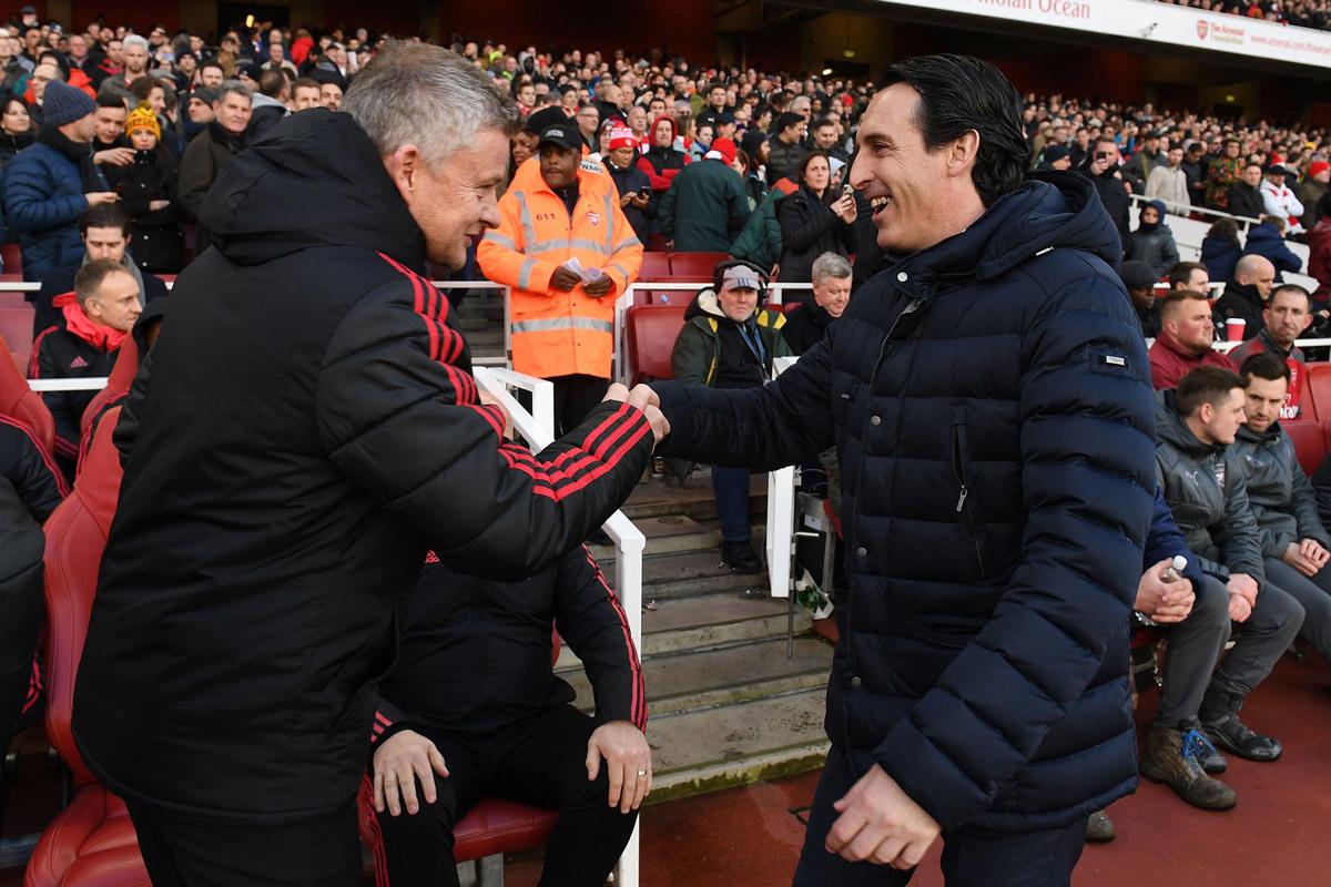 Unai Emery mạnh miệng, Arsenal lấy 3 điểm trước MU