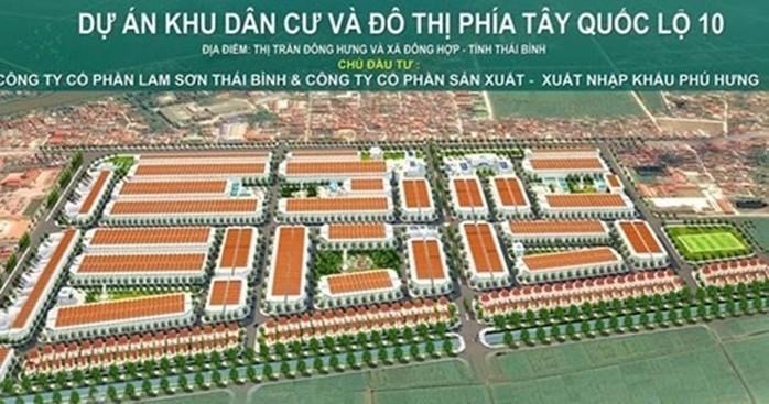 quỹ đất 20%,nhà ở xã hội,Thái Bình,thanh tra