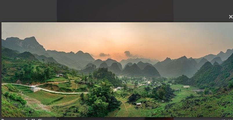 Việt Nam đẹp 'ngất ngây' từ góc máy của nhiếp ảnh gia nước ngoài