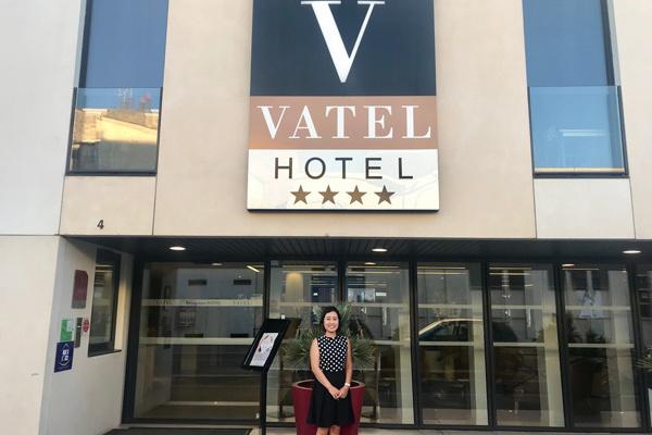 Tư vấn du học Pháp cùng đại diện trường Vatel