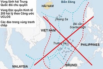 Operations of Chinese vessels are against agreements between Chinese and Vietnamese leaders