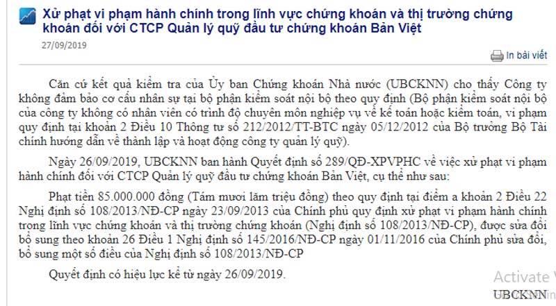 Thiếu nhân sự có trình độ chuyên môn, DN bà Nguyễn Thanh Phượng bị phạt