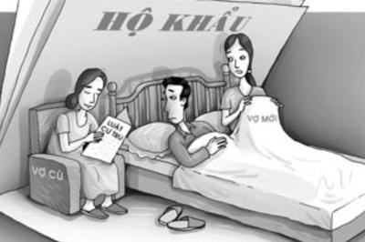 Vợ chồng chưa ly hôn có tách khẩu được không?