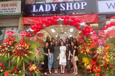 Ladyshop - thương hiệu thời trang 'được lòng' nhiều quý bà