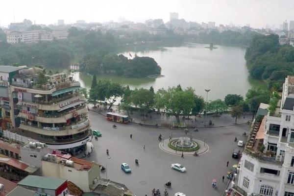 Hoan Kiem Lake,vehicle ban,hanoi,social news,english news,Vietnam news,vietnamnet news,Vietnam latest news