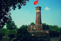 Discover Hanoi Flag Tower