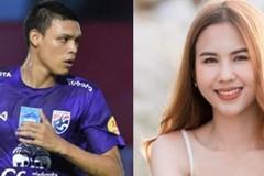'Phóng viên xinh nhất xứ chùa Vàng' là bạn gái tiền đạo tuyển Thái Lan