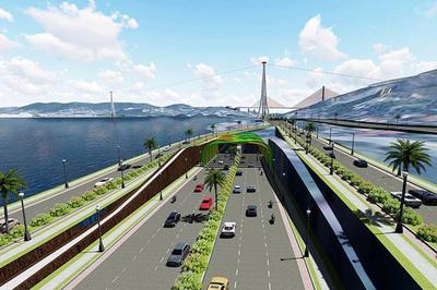 Quảng Ninh đầu tư hầm vượt biển lớn nhất Việt Nam bằng ngân sách địa phương