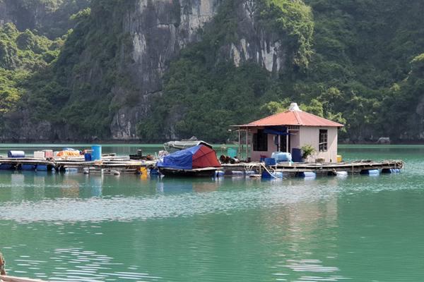 Yên bình ở Vung Viêng