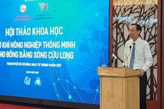 Ngành CNHT cơ khí sẽ tạo đà cho Đồng bằng sông Cửu Long ứng dụng cơ giới hóa