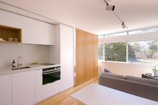 Ngắm căn hộ 24m2 sang trọng, tinh tế và rộng bất ngờ cho gia đình nhỏ