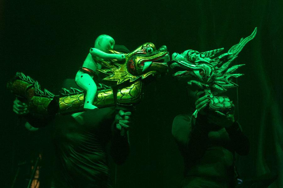 7 đoàn nghệ thuật quốc tế tham dự Liên hoan sân khấu thử nghiệm