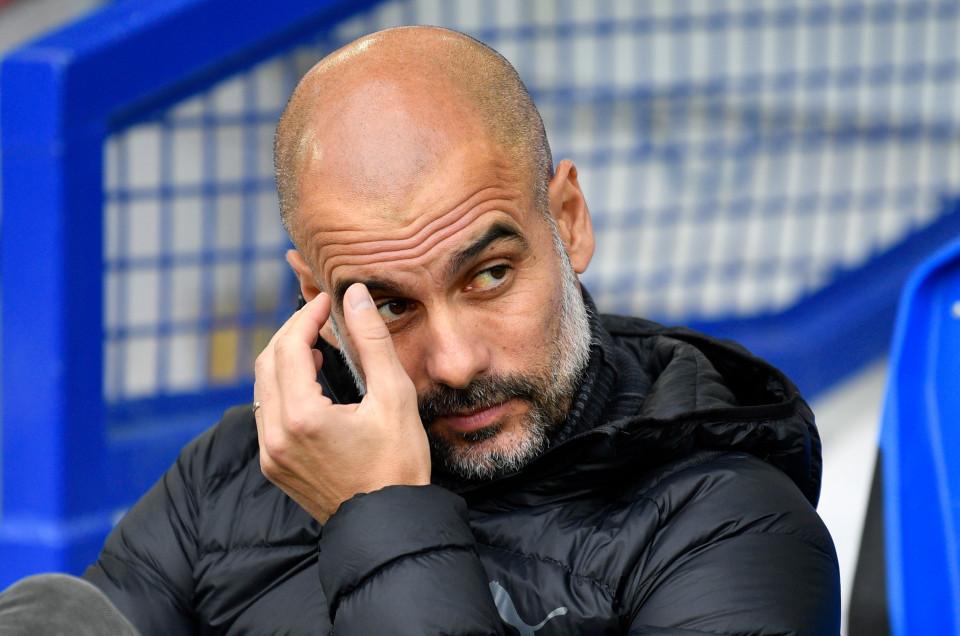 Cảnh báo nóng Man City khiến Pep Guardiolarun rẩy
