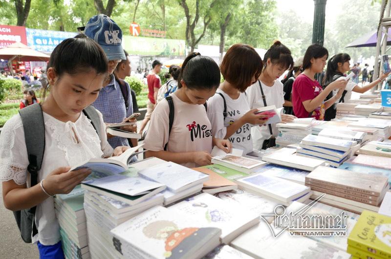 Hội sách Hà Nội 2019 - Thành phố vì hòa bình