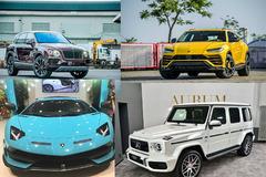 Loạt siêu xe về Việt Nam giá hàng chục tỷ gây sốt tháng 9