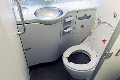 Vì sao bạn tuyệt đối không được đi vệ sinh lúc máy bay cất cánh và hạ cánh?