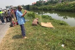 Xe tải chở cơm hộp húc nhóm học sinh ở Hải Dương, 2 người chết