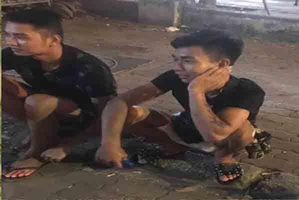 Đang truy bắt nghi can sát hại tài xế Grabbike ở Hà Nội