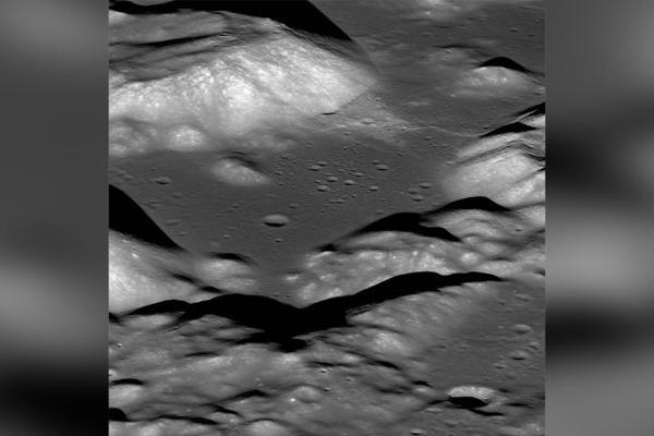 Earth's moon is shrinking and quaking, study says