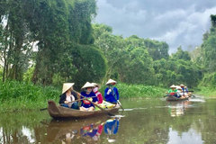 Mekong Delta's bounty of riches waiting to be explored