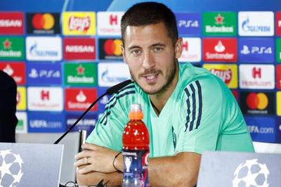 """Gã béo"" Hazard đáp trả chỉ trích, tự tin sớm ghi bàn"
