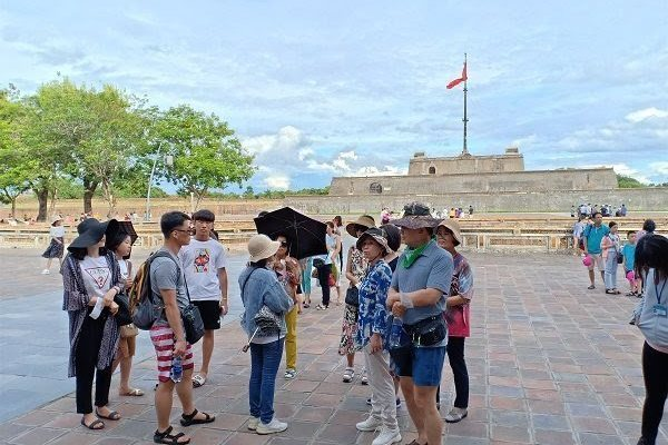 Chinese tourist arrivals soar