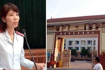 Chưa có kết luận điều tra bà Kim Anh 'vòi tiền' hay 'nhận hối lộ'