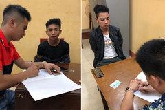 Lời khai ban đầu của 2 nghi phạm sát hại tài xế Grabbike ở Hà Nội