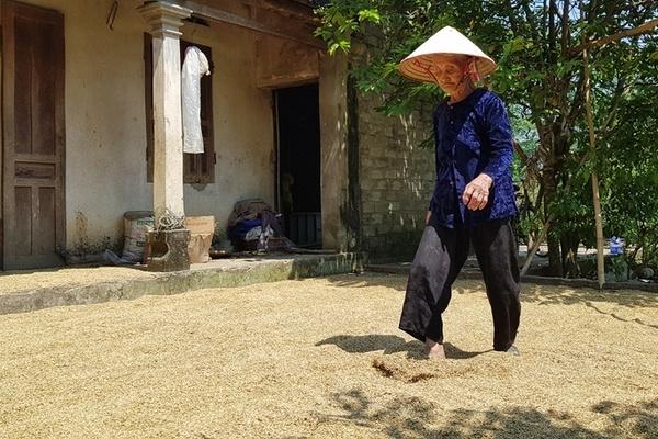 Gặp cụ bà Thanh Hóa 83 tuổi ròng rã đạp xe cả năm xin thoát nghèo