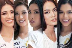 HH Hoàn Vũ Việt Nam công bố Top 20 giữa tin đồn đã lộ Top 60