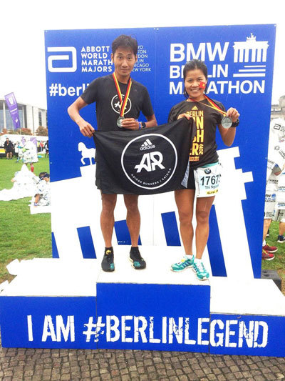giải chạy thế giới,kỷ lục marathon,cộng đồng chạy bộ
