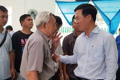 Ông Võ Văn Thưởng: Chống tham nhũng là không có vùng cấm