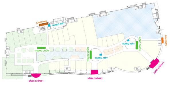 5 yếu tố 'vàng' hấp dẫn nhà đầu tư của 3 Vincom Mega Mall sắp ra mắt