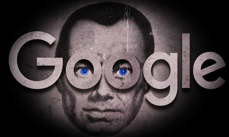 Google,Dữ liệu người dùng,Thông tin cá nhân