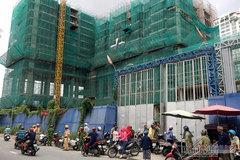 Dự án căn hộ Park Vista ngưng thi công, chủ đầu tư 'lặn mất tăm'