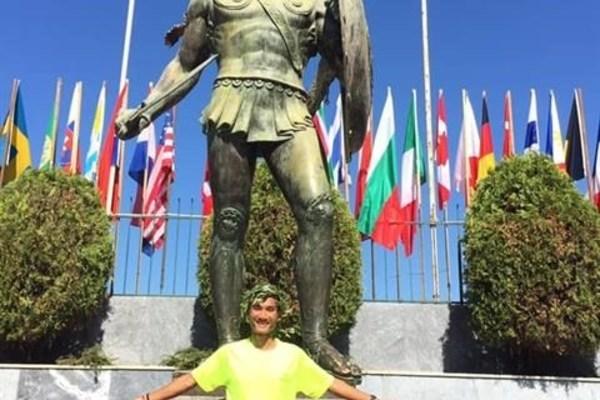 First Vietnamese runner completes Spartathlon in Athens
