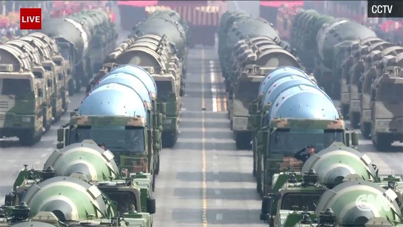 Trung Quốc,duyệt binh,khí tài,quốc khánh Trung Quốc,vũ khí