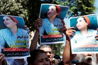 Moroccan journalist Hajar Raissouni jailed on abortion charges