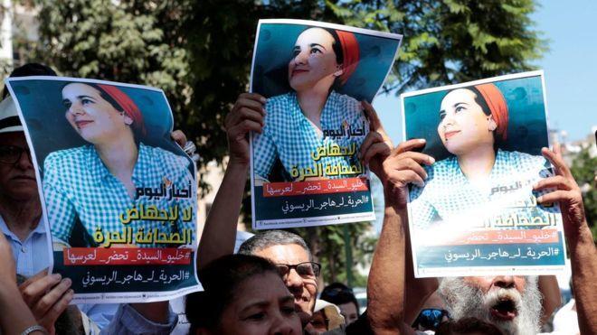 Moroccan journalist Hajar Raissouni jailed on abortion charges