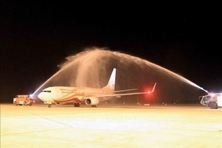 Hai Phong – Kunming air route launched