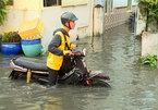 River tides reach flood warning level 3 in HCM City, Mekong Delta