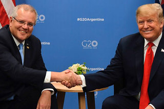 Trump asked Australian PM to help investigate Russia inquiry
