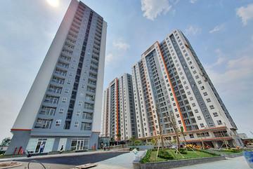 'Hạ chuẩn' căn hộ xuống 25m2, người nghèo chơi sang mỗi người một căn hộ