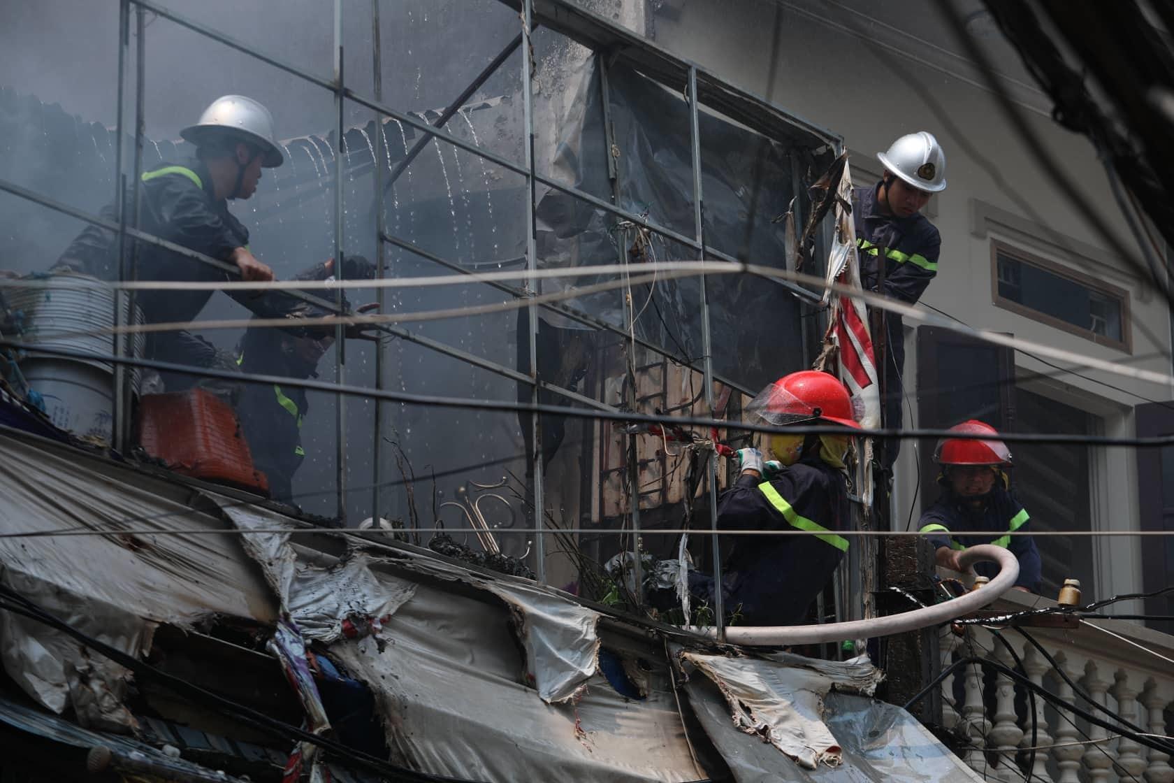 cháy nhà,hỏa hoạn,cháy nhà ở Hà Nội