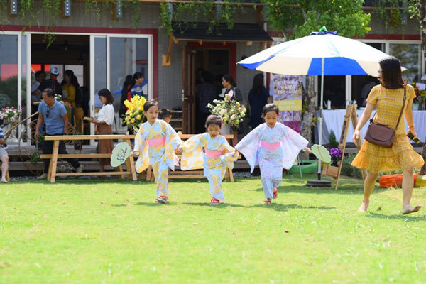 Da Nang launches first agro-science garden for kids