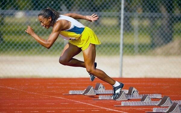 Doha: German women sprinters win limits on intimate close-ups